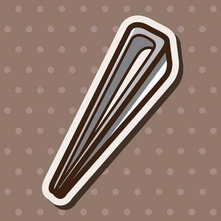 pinzas: Pinzas elementos tem�ticos Vectores
