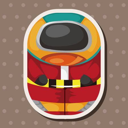 spaceman: spaceman theme elements