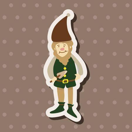 elfs: elf theme elements