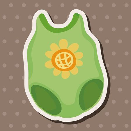 babero: Elementos temáticos babero para bebés