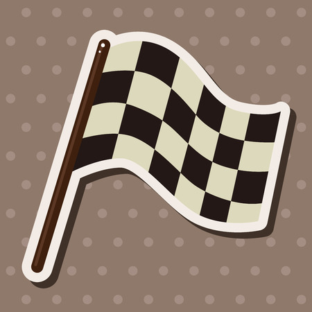 racing: f1 racing theme elements