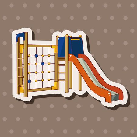 amusement park rides: Amusement park facilities theme elements