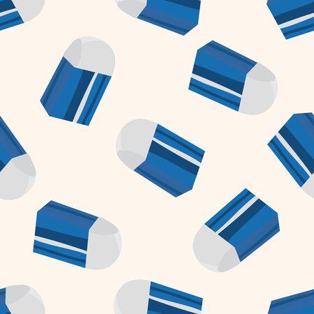 eraser: stationary eraser , cartoon seamless pattern background