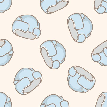 baby diaper: baby diaper them , cartoon seamless pattern background