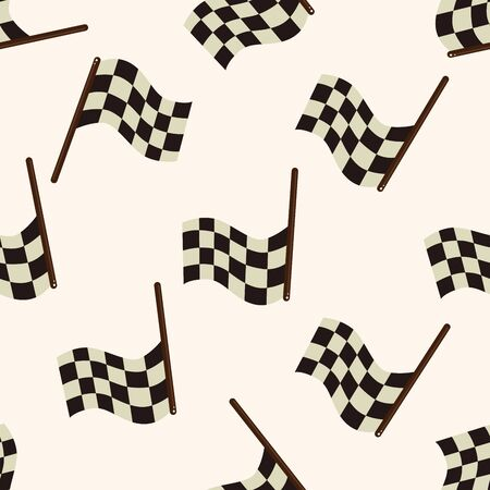 f1 racing , cartoon seamless pattern background photo