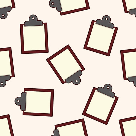 memo: Memo , cartoon seamless pattern background