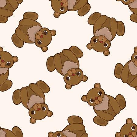 Dibujos animados de oso animal, dibujos animados de fondo transparente Foto de archivo - 40733891