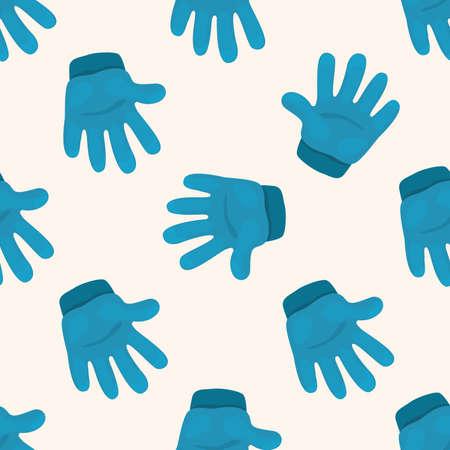 hand cartoon: hand , cartoon seamless pattern background