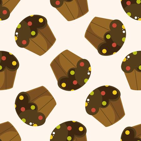 decorating: decorating cake , cartoon sticker icon