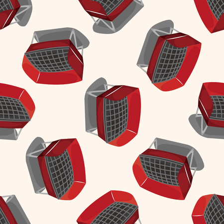the equipment: barbecue equipment ,seamless pattern
