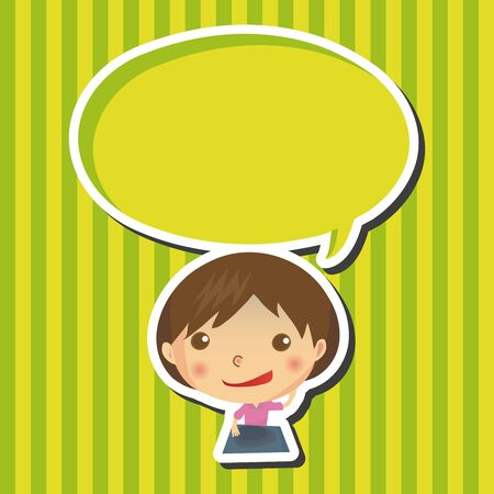 character of people: business people character theme elements vector