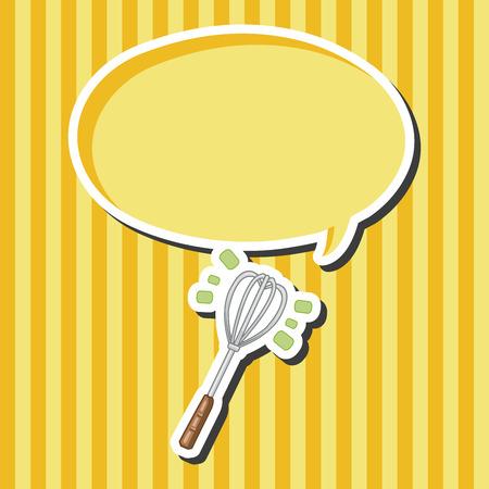 kitchenware: kitchenware spatula theme elements