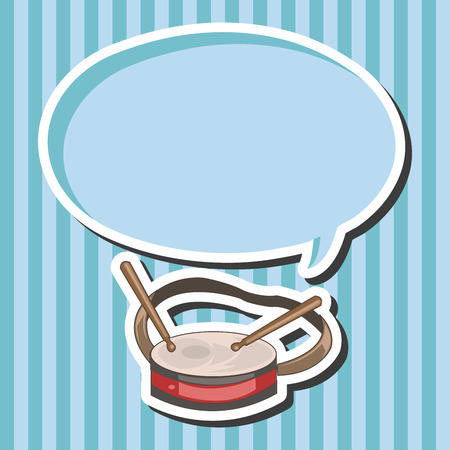 props: circus props theme elements  Illustration