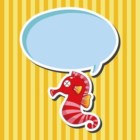 hippo campus: Hippo campus theme elements Illustration