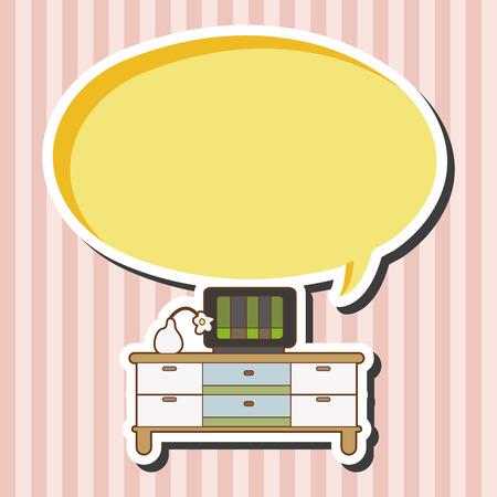 furniture theme cabinet elements