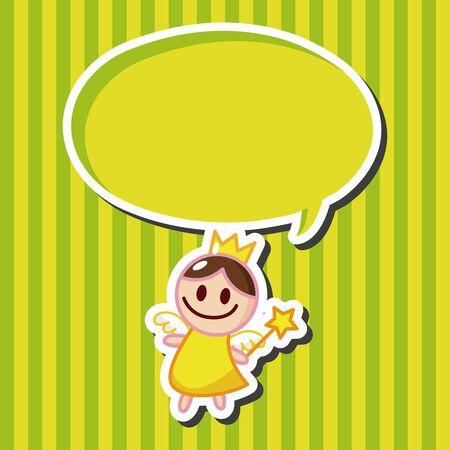 angel: angel theme elements vector,eps