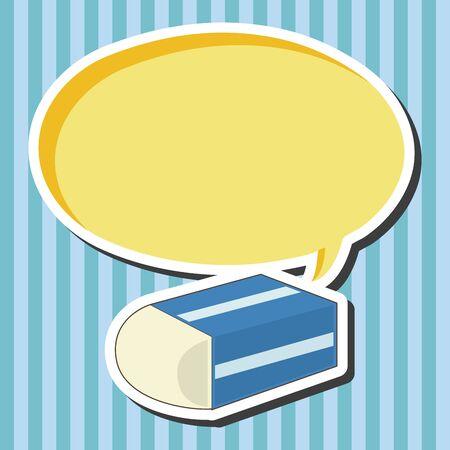eraser: eraser theme elements