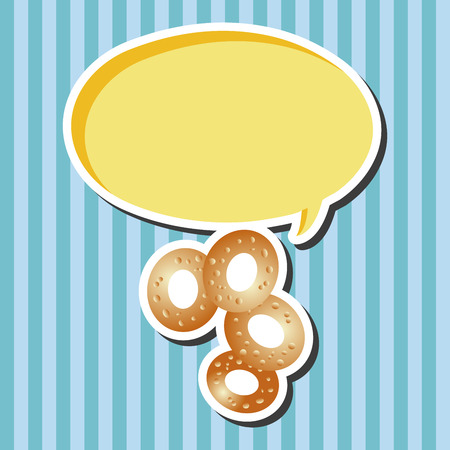 fried foods: Fried foods theme elements