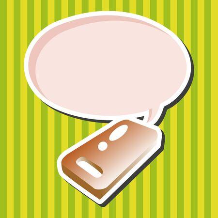 chopping board: kitchenware chopping board theme elements Illustration