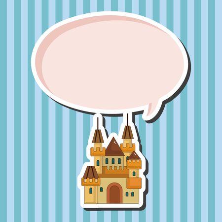 theme: castle theme elements