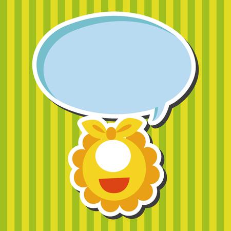 babero: Elementos tem�ticos babero para beb�s