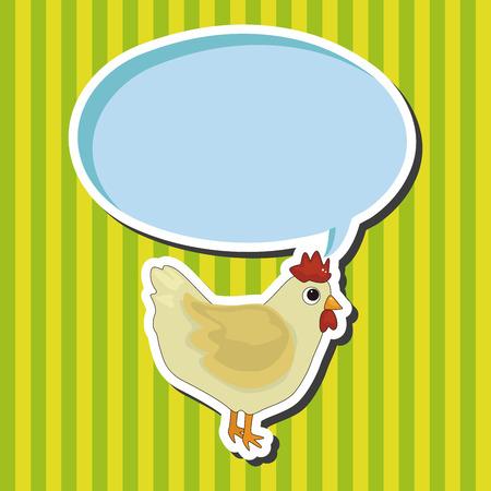 animal cock: