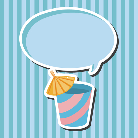 cold drinks: soda drinks theme elements