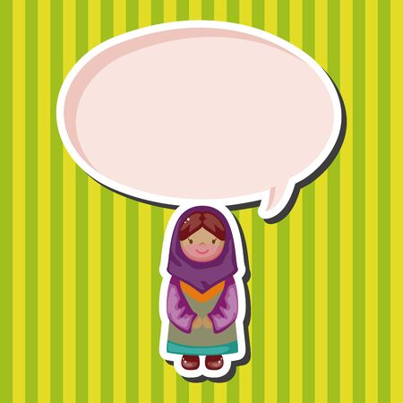 arabian: Arabian theme elements