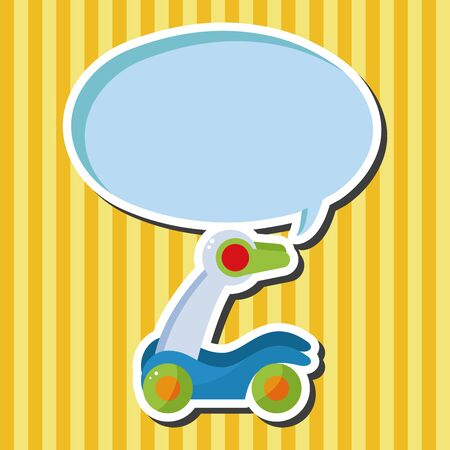 walker: Baby walker theme elements