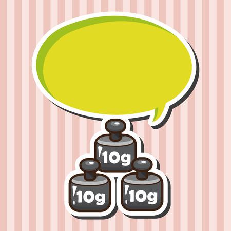 balanza de laboratorio: Elementos de equilibrado de las tem�ticas de laboratorio Vectores