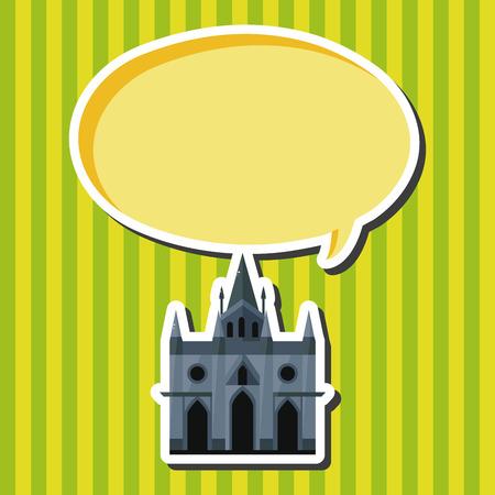 테마: castle theme elements