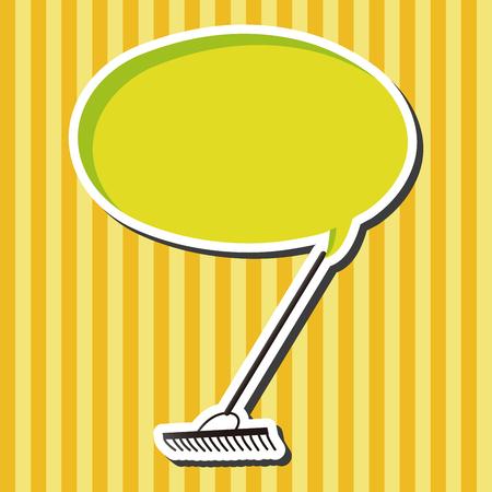 hand trowels: gardening shovel theme elements Illustration