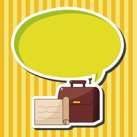gerente: Elementos del tema de la cartera