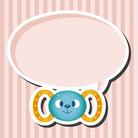sonaja: beb� elementos tem�ticos sonajero juguete