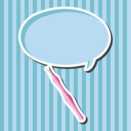 rasoir: produits capillaires �l�ments de rasoir � th�me Illustration