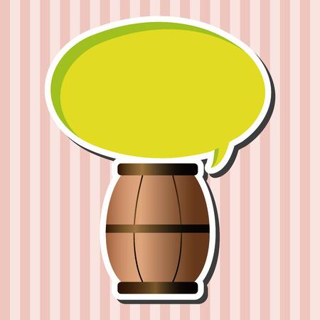 cask: farm cask theme elements