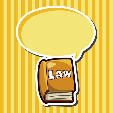 law book: law book theme elements