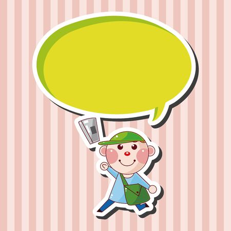 fedora: Newsboy theme elements