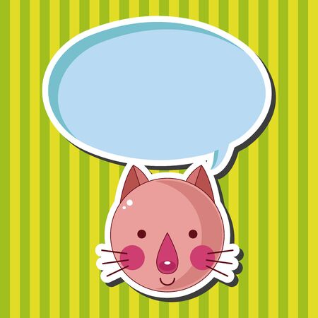 animal: animal cartoon theme elements