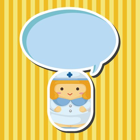 nursing uniforms: nurse theme elements