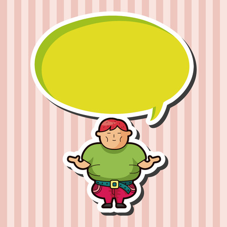 fatty: fatty theme elements