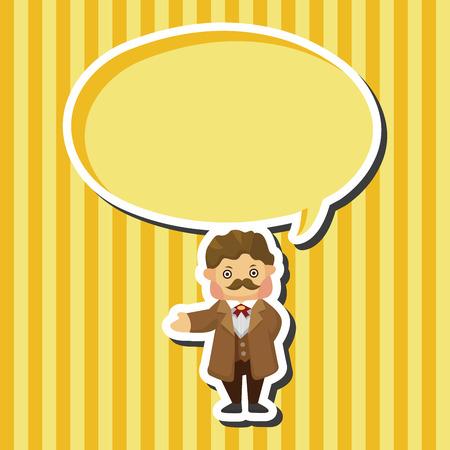 detective: detective theme elements