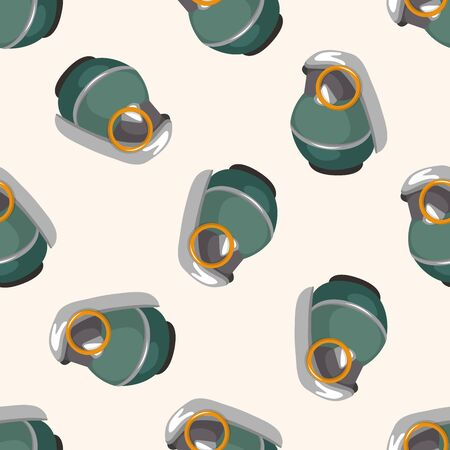 nuclear weapons: bomb ,seamless pattern