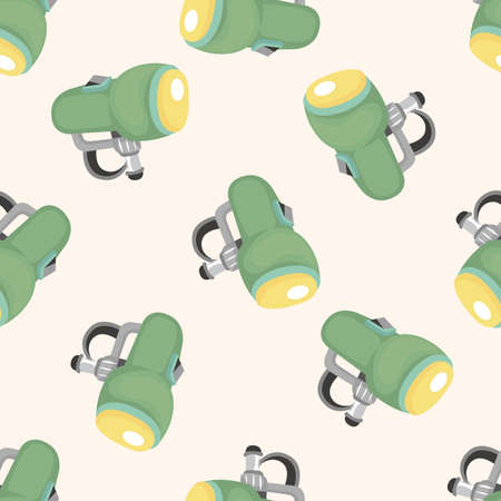 the equipment: Bicycles equipment ,seamless pattern