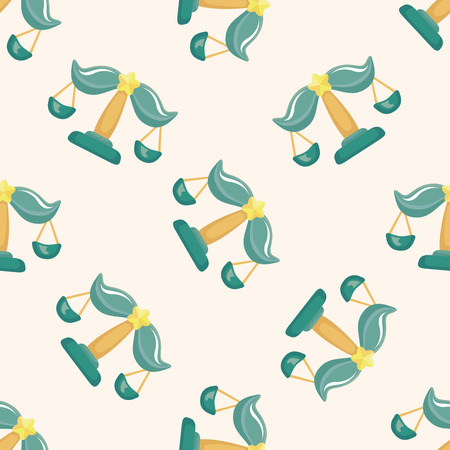 libra: Constellation Libra ,seamless pattern