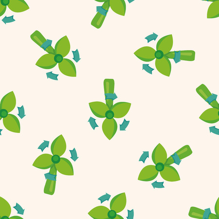 wind energy: Environmental protection concept ; wind energy; sa,seamless pattern
