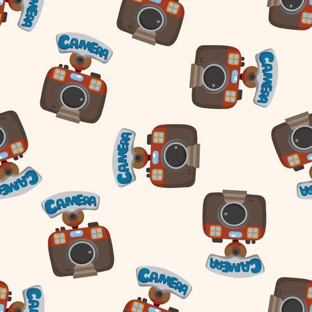 seamless pattern: shop store ,seamless pattern Illustration