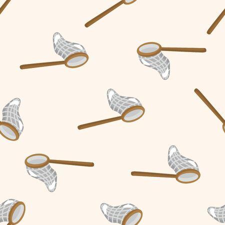 fisheries: Fishing nets ,seamless pattern