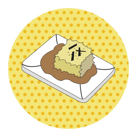 tofu: japanese food theme tofu elements vector,eps
