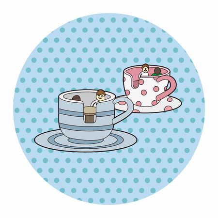 coffeecup: playground coffee-cup theme elements